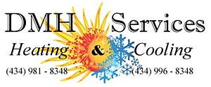 DMH Services Heating & Cooling. Maintenance Plan / Service Contract. Palmyra, VA